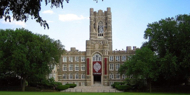 MPCAC welcomes Fordham University